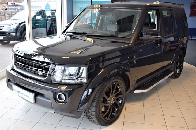 2014 64 LAND ROVER DISCOVERY 4 3.0 SDV6 HSE 5d AUTO 255 BHP COMMAND SHIFT STOP/START LOW ROAD TAX