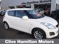 USED 2014 SUZUKI SWIFT 1.2 4X4 SZ3 5DR SEPT REG AWD 4x4 Model