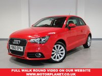 USED 2011 60 AUDI A1 1.4 TFSI SPORT 3d 122 BHP 12 Month MOT + Nationwide Warranty Included