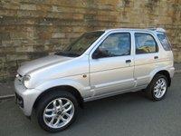 2005 DAIHATSU TERIOS 1.3 SPORT 5d AUTO 85 BHP 4x4 £2550.00