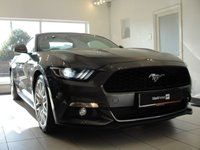 USED 2017 17 FORD MUSTANG 2.3 ECOBOOST 2d AUTO 313 BHP Fully Loaded with Custom Pack, NAv, Shaker Audio Upgrade RESERVED FOR HAREN   Fantastic Specification with low mileage, low road tax and every extra. Fast, Frugal Muscle Car with Head-turning looks in fantastic condition, Ford service history and Ford warranty included