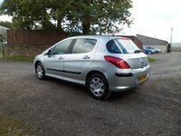 USED 2010 10 PEUGEOT 308 1.6 S HDI 5d 89 BHP AIR CON. REMOTE LOCKING. EXCELLENT CONDITION. £30 YEAR ROAD TAX.