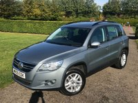 2009 VOLKSWAGEN TIGUAN 2.0 S TDI 5d 138 BHP Full VW Service History Timing Belt Replaced  £5949.00