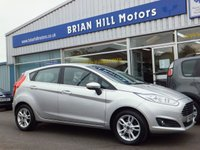 USED 2015 65 FORD FIESTA 1.0 EcoBoost ZETEC 5dr