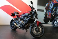 USED 2017 66 YAMAHA MT-07 ABS***VERY LOW MILEAGE***