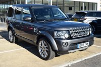 2015 LAND ROVER DISCOVERY 3.0 SDV6 HSE 5d AUTO 255 BHP £30695.00