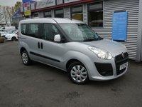 2013 FIAT DOBLO 1.6 MULTIJET ACTIVE 5d 105 BHP £6980.00