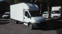 2014 IVECO-FORD DAILY 2.3 35C13 LWB LUTON WITH TAIL LIFT £11995.00