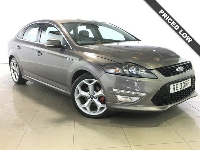 View our 2013 13 FORD MONDEO 2.0 TITANIUM X SPORT TDCI 5d 161 BHP