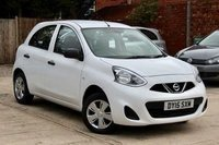USED 2015 15 NISSAN MICRA 1.2 VISIA 5d 79 BHP **** 11000 MILES ONLY * £30 ROAD TAX * BLUETOOTH ****