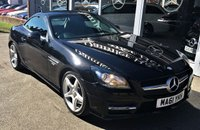 2011 MERCEDES-BENZ SLK 1.8 SLK200 BLUEEFFICIENCY AMG SPORT ED125 2d AUTO 184 BHP £11995.00