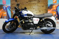 2015 TRIUMPH BONNEVILLE T 214 - 1 Owner - No. 294 - Johnny Allen Edition £5994.00