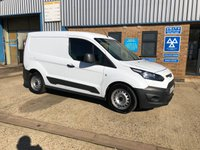 2015 FORD TRANSIT CONNECT 1.6 200 P/V 1d 75 BHP £8495.00