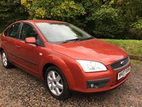 2007 FORD FOCUS 1.6 SPORT 16V 5d AUTO 101 BHP £3475.00