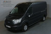 USED 2017 67 FORD TRANSIT 2.0 350 L3 H2 130 BHP LWB AIR CON TREND EURO 6 VAN AIR CONDITIONING EURO 6 ENGINE