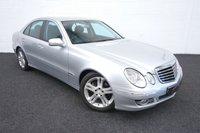 2008 MERCEDES-BENZ E CLASS 3.0 E280 CDI AVANTGARDE 4d AUTO 187 BHP £6500.00