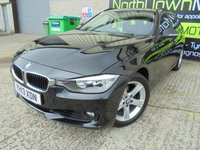 USED 2013 13 BMW 3 SERIES 2.0 320I SE TOURING 5d 181 BHP Excellent Condition, FSH, Low Rate Finance Available, No Deposit Necessary, Part Ex Welcomed
