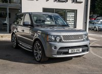2011 LAND ROVER RANGE ROVER SPORT 3.0 TDV6 SPORT AUTOBIOGRAPHY DYNAMIC £SOLD