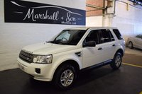 USED 2011 60 LAND ROVER FREELANDER 2 2.2 TD4 S 5d 150 BHP 4X4 4X4 - BEST COLOUR - 5 SERVCE STAMPS TO 90K MILES