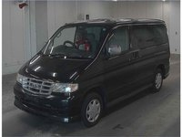 USED 2001 MAZDA BONGO UNIQUE BLACK BONGO IN EXCELLENT CONDITION