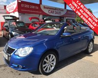 2010 VOLKSWAGEN EOS 1.4 SE TSI BLUEMOTION TECHNOLOGY *ONLY 46,000 MILES* £6995.00
