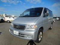USED 2002 MAZDA BONGO ANOTHER SUPER LOW MILEAGE QUALITY BONGO