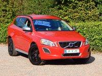 2010 VOLVO XC60 2.0 D3 DRIVE R-DESIGN 5d 161 BHP £8570.00