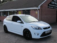 2010 FORD FOCUS 2.5 ST-2 (FULL HISTORY / ONLY 31,000 MILES) 3dr £10490.00