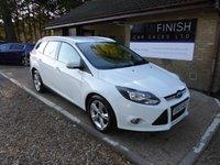 2013 FORD FOCUS 1.6 ZETEC TDCI 5d 113 BHP £5495.00