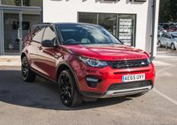 2015 LAND ROVER DISCOVERY SPORT 2.2 SD4 HSE LUXURY 5d AUTO 190 BHP £29890.00