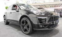 USED 2015 65 PORSCHE MACAN 3.0 D S PDK 5d AUTO 258 BHP **1 OWNER-10K OPTIONS FITTED**