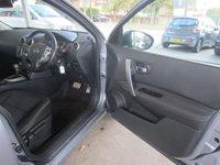 USED 2012 62 NISSAN QASHQAI 1.6 N-TEC PLUS 5d AUTO 117 BHP