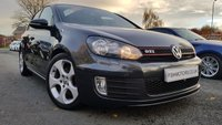 2012 VOLKSWAGEN GOLF 2.0 GTI DSG 5d AUTO 210BHP £9490.00