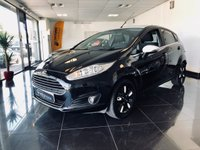 USED 2015 65 FORD FIESTA 1.0 ZETEC BLACK EDITION AUTUMN ECOBOOST 5d 99 BHP 1 owner, Full Ford s/history, Long MOT Oct 2019, Zero road tax