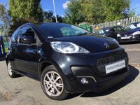 USED 2012 62 PEUGEOT 107 1.0 ACTIVE 3d 68BHP 2KEYS+1FORMER KEEPER+0 ROAD TAX