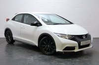 USED 2015 15 HONDA CIVIC 1.6 I-DTEC BLACK EDITION 5d 118 BHP LOW MILES WITH FULL SERVICE HISTORY