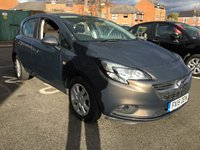 USED 2015 15 VAUXHALL CORSA 1.2 DESIGN CDTI ECOFLEX S/S 5d 74 BHP CHEAP TO RUN, £0 ROAD TAX AND EXCELLENT FUEL ECONOMY!..EXCELLENT SPECIFICATION INCLUDING AIR CONDITIONING,ALLOY WHEELS,CRUISE CONTROL,INTELLILINK DISPLAY SCREEN AND BLUETOOTH.ONLY 3570 MILES AND FULL HISTORY!