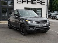 2014 LAND ROVER RANGE ROVER SPORT 4.4 AUTOBIOGRAPHY DYNAMIC 5d AUTO 339 BHP £41890.00