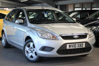 USED 2010 10 FORD FOCUS 1.6 STYLE 5d 100 BHP