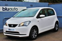 USED 2014 64 SEAT MII 1.0 I-TECH 5d 59 BHP A superb little runaround with a Full SEAT Service History, Upgraded Multimedia & Navigation Unit, Frugal Running Costs and Stylish Looks.