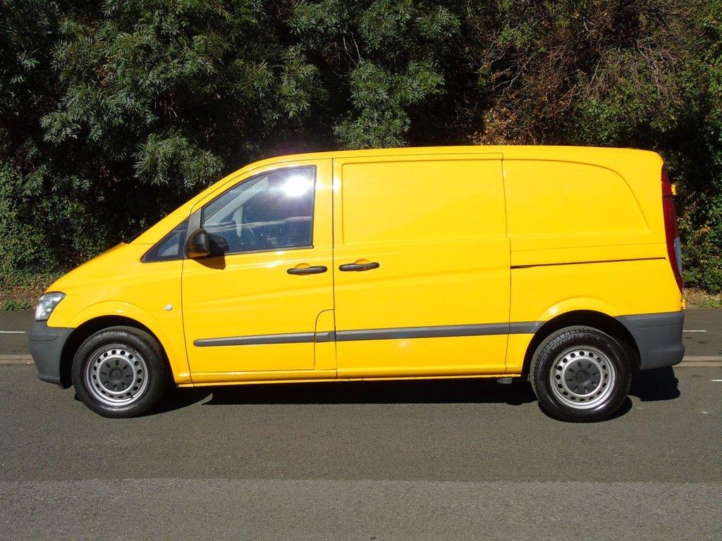 2014 Mercedes Benz Vito 113 Cdi 163 5 350
