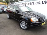 USED 2006 56 VOLVO XC90 2.4 D5 SE 5d AUTO 183 BHP One Owner 42000 Miles Full Volvo Dealer History+7 Seater