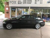 2015 BMW 3 SERIES 2.0 320D EFFICIENTDYNAMICS BUSINESS 4d AUTO 161 BHP £11975.00