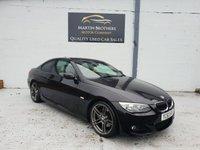 2011 BMW 3 SERIES 3.0 330D M SPORT 2d AUTO 242 BHP £8995.00