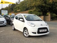 USED 2011 61 CITROEN C1 1.0 VTR PLUS 5d 68 BHP TOP SPEC CITROEN C1 WITH AIR CON, FACTORY FITTED ALLOY WHEELS, AUX, CD PLAYER, REMOTE CENTRAL LOCKING.