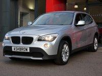 2012 BMW X1 2.0 SDRIVE 20D EFFICIENTDYNAMICS 5d 161 S/S £9483.00