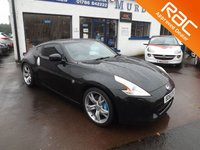 USED 2010 60 NISSAN 370Z 3.7 V6 GT 3d 328 BHP