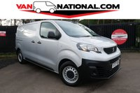 2017 PEUGEOT EXPERT 2.0 BLUE HDI PROFESSIONAL 120 BHP (NEW SHAPE AIR CONDITIONING) £12890.00