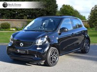 USED 2015 65 SMART FORFOUR 0.9 NIGHT SKY PRIME T 5d 90 BHP