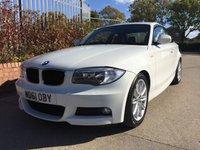 2011 BMW 1 SERIES 2.0 118D M SPORT 2d 141 BHP £7990.00